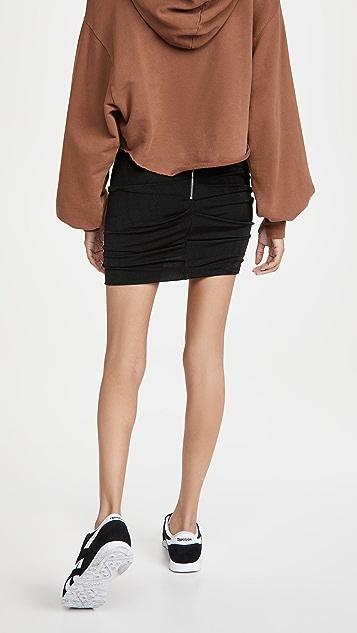 Alix Cyrus Knit Skirt