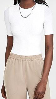 Alix Ridge Novelty 针织丁字裤紧身衣