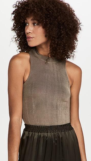 Alix Benson Thong Bodysuit