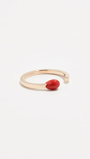 Alison Lou 14k Match Stick Ring