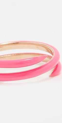 Alison Lou - Coil Enamel Ring