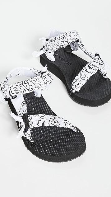 Arizona Love Trekky Bandana 凉鞋
