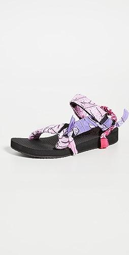 Arizona Love - Trekky Bandana Sandals