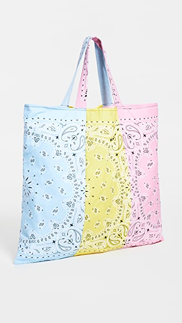 Arizona Love Tri Color Beach Bag