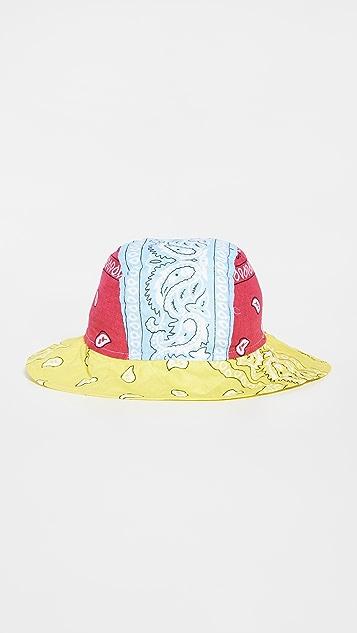 Arizona Love 大手帕混合渔夫帽