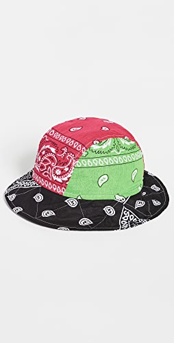 Arizona Love - Bandana Bob Mixed Green Bucket Hat