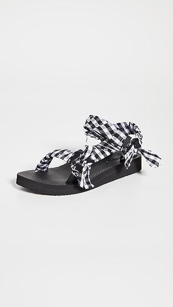 Arizona Love Trekky 织物凉鞋