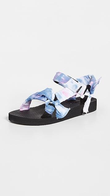 Arizona Love Trekky Print Sandals