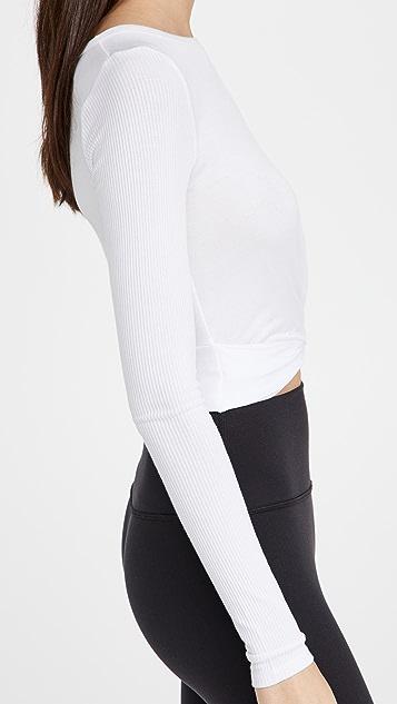 Alo Yoga Cover 长袖上衣
