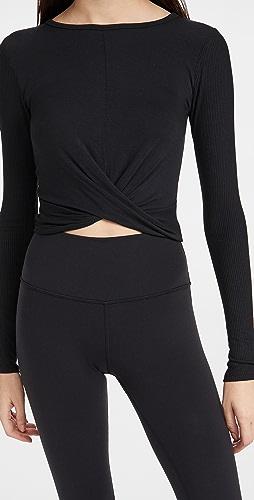 Alo Yoga - Cover 长袖上衣