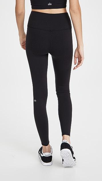 Alo Yoga Airbrush 高腰贴腿裤