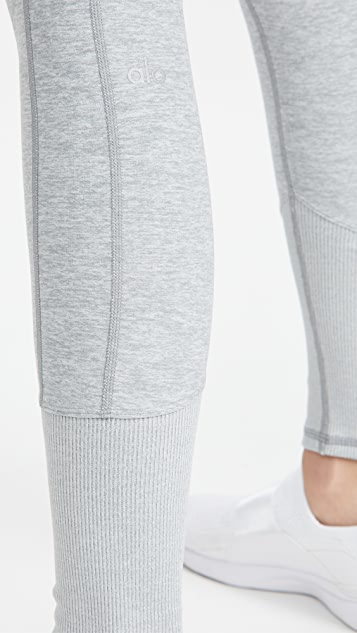 Alo Yoga High Waist Alosoft Lounge Leggings