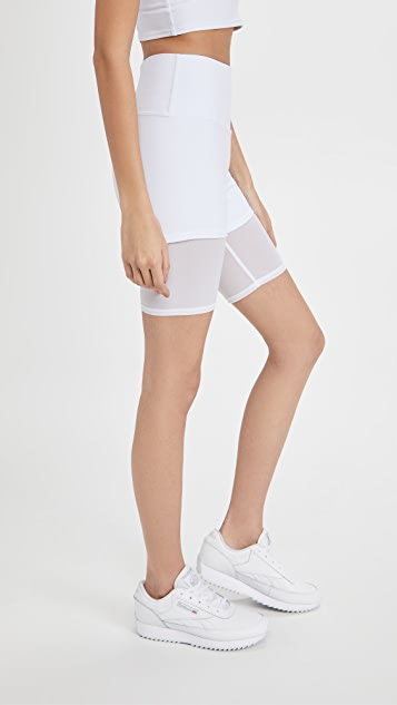 Alo Yoga High Waist Lavish Shorts