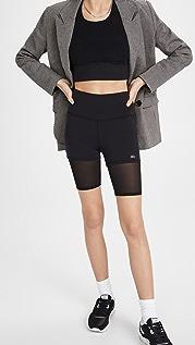 Alo Yoga High Waist Lavish Shorts
