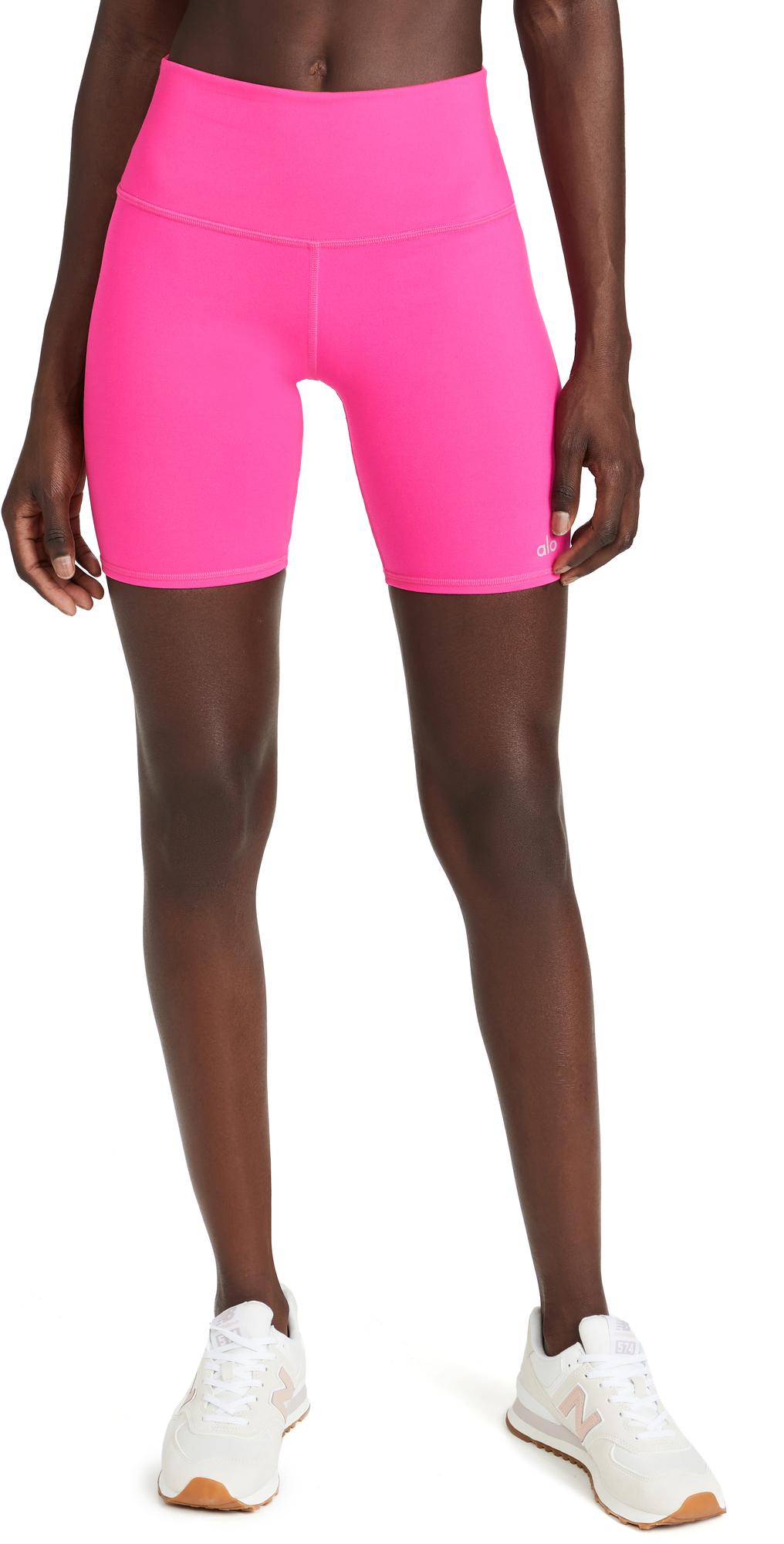 Alo Yoga High Waist Biker Shorts