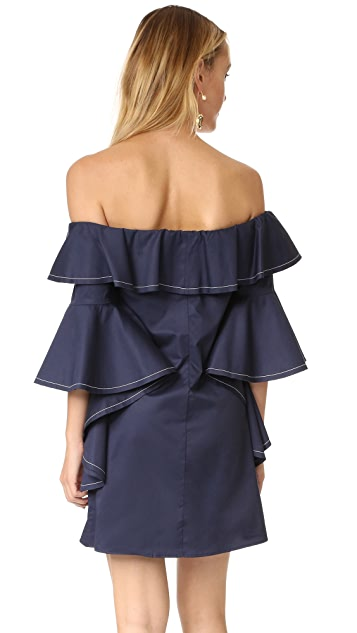 Alexis Rachel Off Shoulder Dress