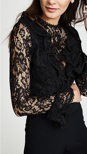Alexis Pollie Lace Bodysuit