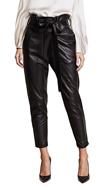 Alexis Jerri Leather Pants