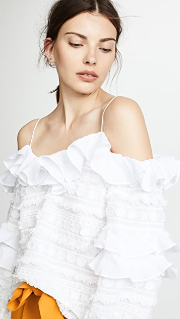 Alexis Damini Top