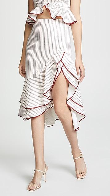 Alexis Garnet Skirt