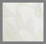 白色花卉提花织物