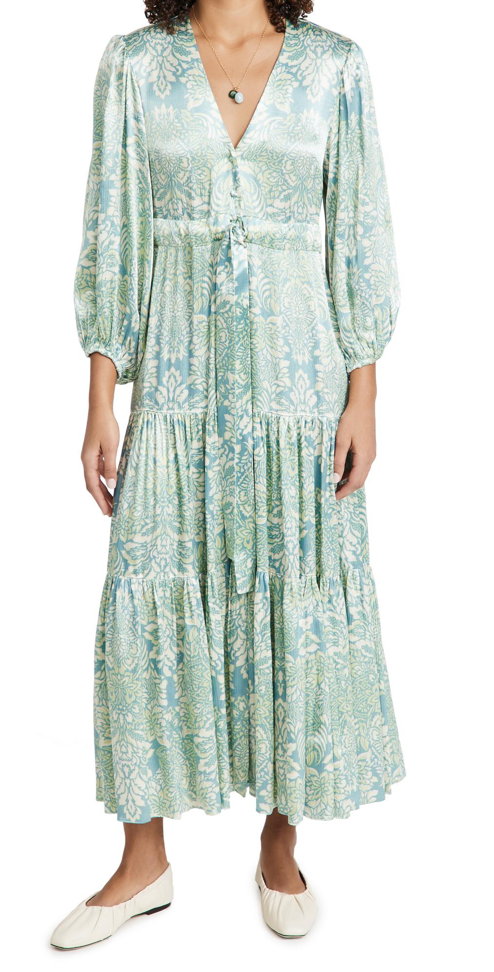 Alexis Fortunia Long Dress