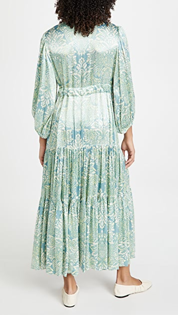 Alexis Fortunia Long Dress