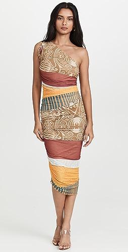 Alexis - Ebony Dress