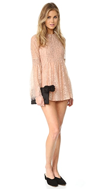 Alice McCall Hands to Myself Romper
