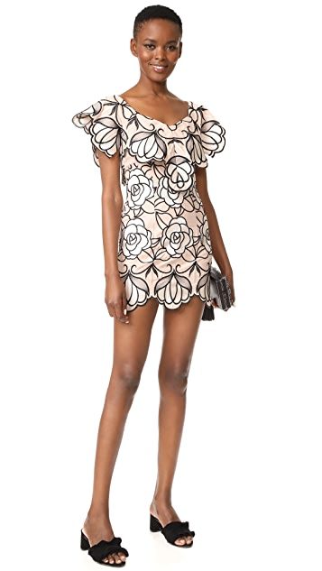 Alice McCall Ms Rose Mini Dress