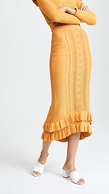 Alice McCall Good Fortune Skirt