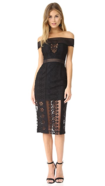 Alice McCall Cake By The Ocean Dress - Black