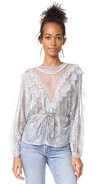 Alice McCall Picture This Top