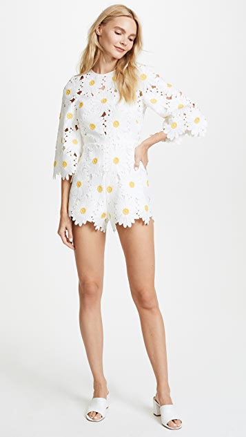 Alice McCall You Can Never Tell Romper