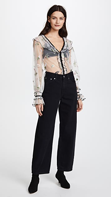 Alice McCall Time Stands Still Blouse