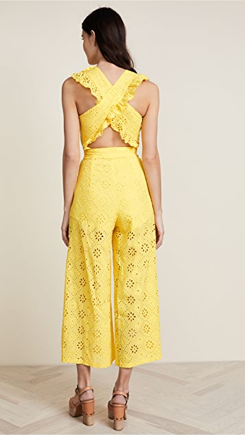 Alice McCall Limonada Jumpsuit