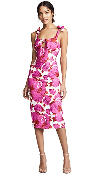 Alice McCall Fuchsia Bloom Dress