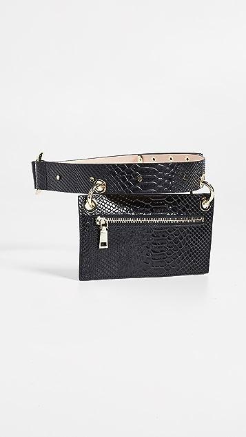 Alice McCall Поясная сумка Don't Be Jealous среднего размера
