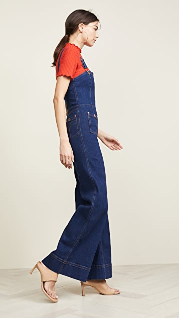 Alice McCall Quincy Overalls