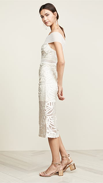 Alice McCall Lunar Eclipse Midi Dress