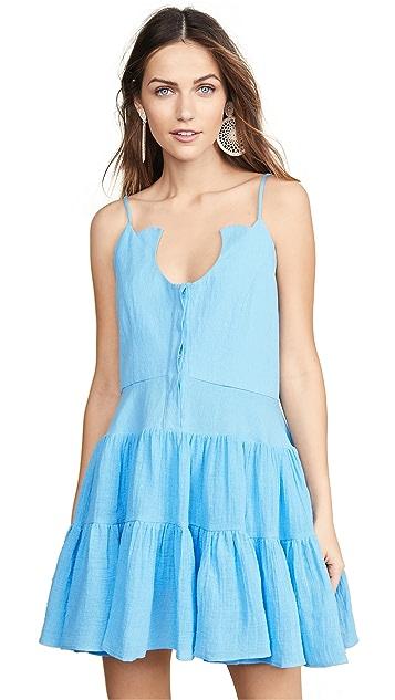 A Mere Co Flora Sun Dress