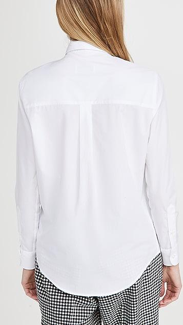 AMI Jabot 衬衣