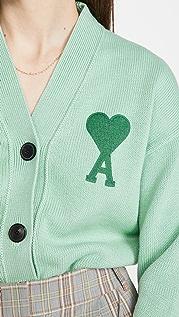 AMI Ami De Coeur 系扣衫