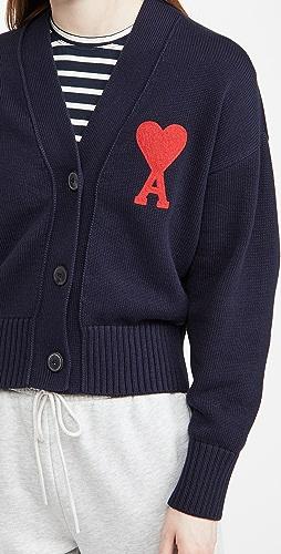 AMI - Ami De Coeur 系扣衫