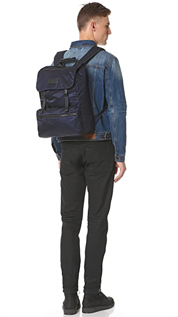 AMI Nylon Backpack