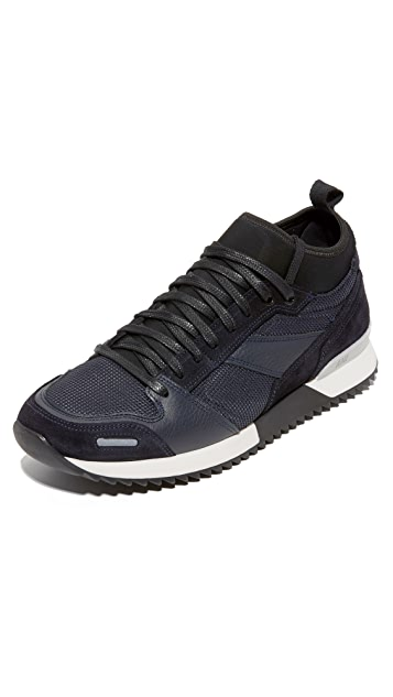 AMI Neoprene Running Sneakers