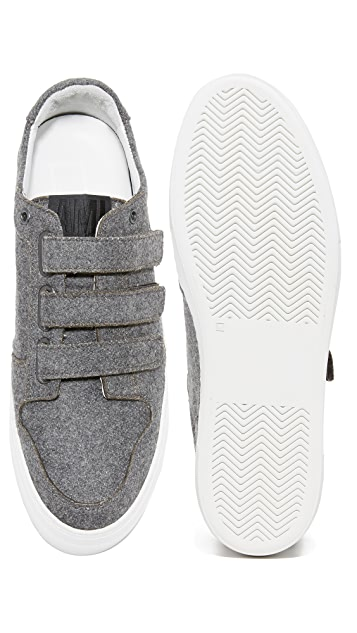 AMI Wool Sneakers