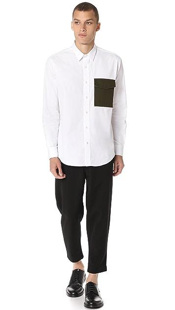 AMI Oversized Shirt