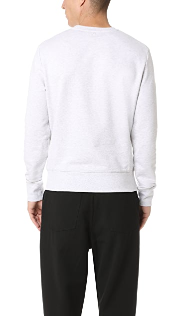 AMI Crew Neck Sweatshirt