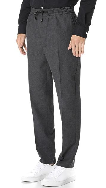 AMI Elastic Trousers